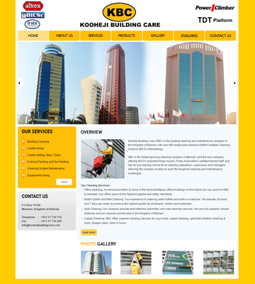 KOOHEJI BUILDING CARE Bahrain